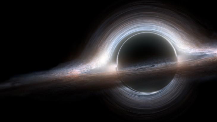 Стивен Хокинг: «Чёрная дыра может быть порталом в параллельную Вселенную»