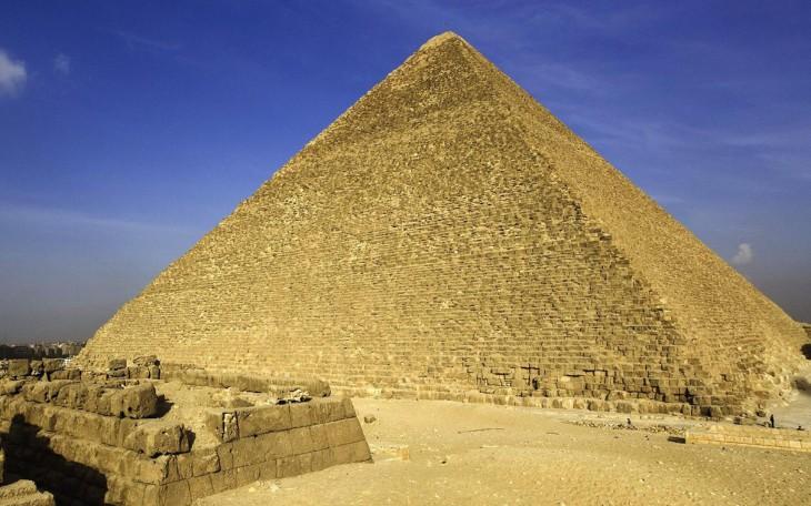 Все о пирамидах египта
