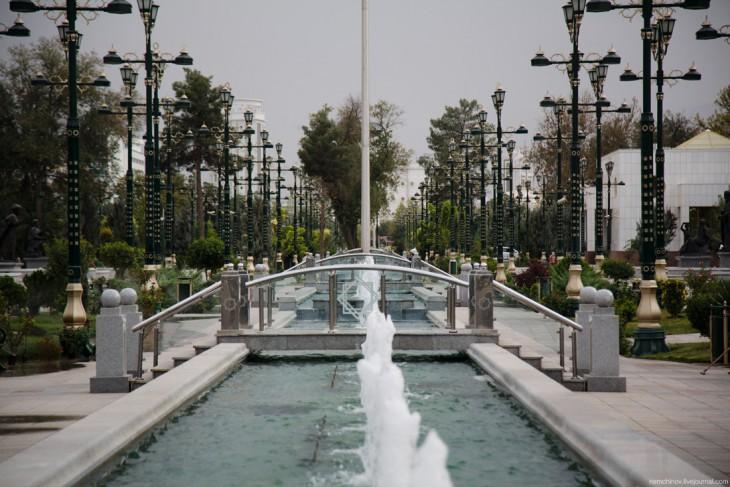 Самый закрытый город мира в фотографиях. Ашхабад, которого мы не видели