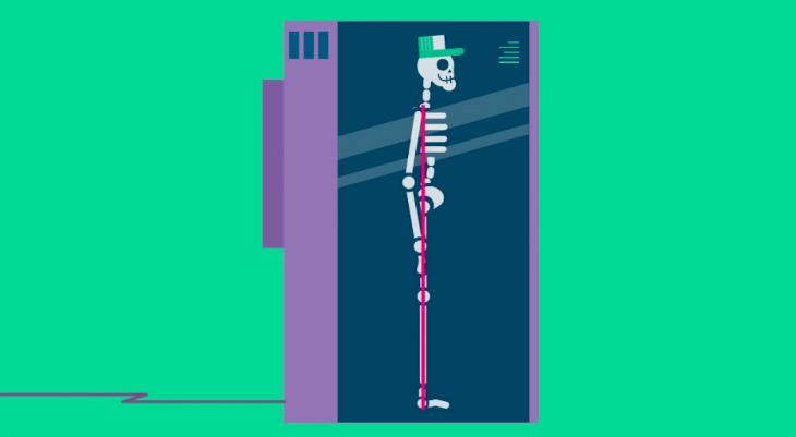 Что такое «смартфоновая шея» и как исправить осанку (12 фото)