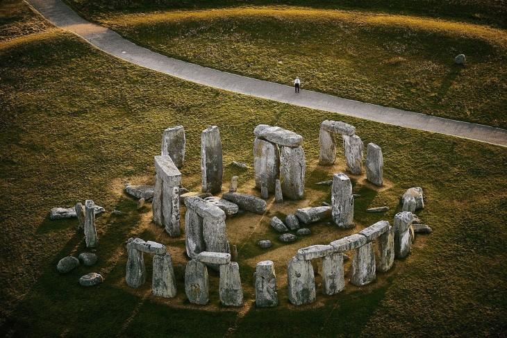 12 любопытных фактов о загадках Стоунхенджа