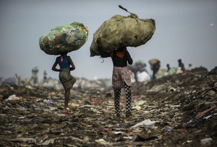 20 удручающих фактов о нашем мире: человечество, задумайся! (4 фото)