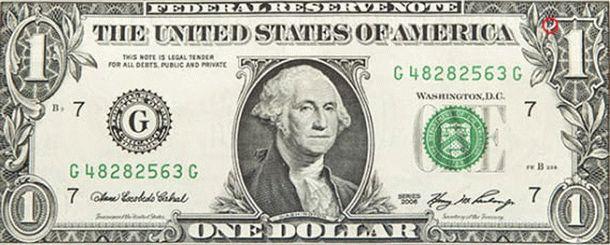 Семь загадок долларовой купюры