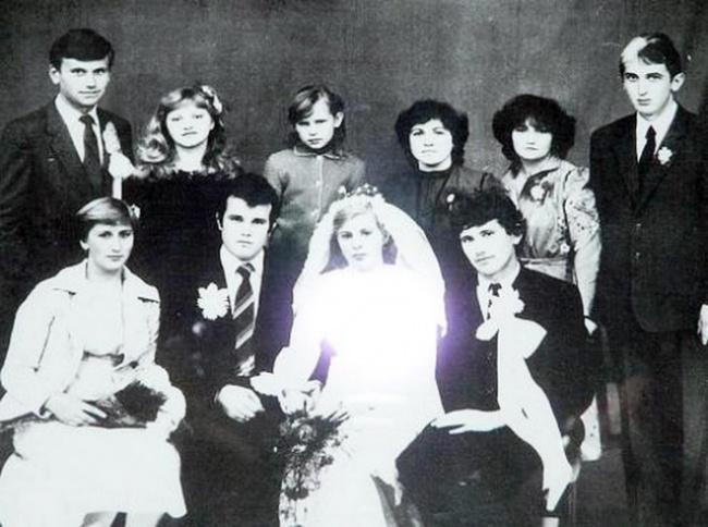 Свадьба Людмилы и Василия Игнатенко • © Spletnik.ru