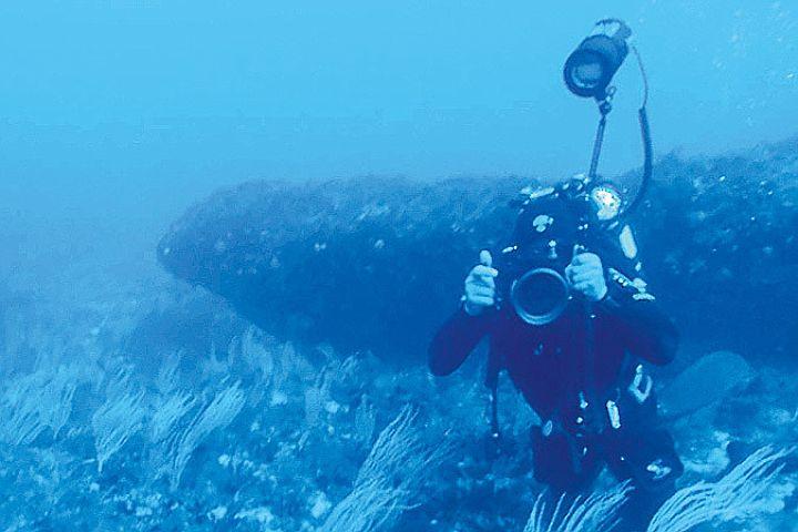 Подводный Стоунхендж переписал историю человечества