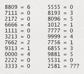Другая математика