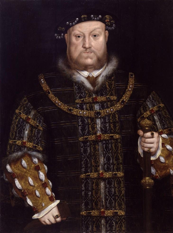 Генрих VIII • Wikimedia
