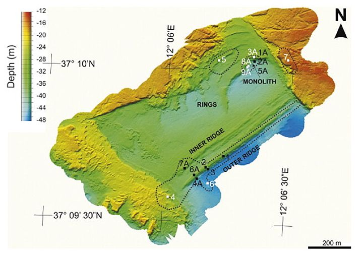 Подводный Стоунхендж переписал историю человечества (3 фото)