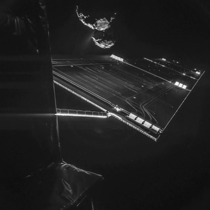 © ESA / Rosetta / Philae / CIVA