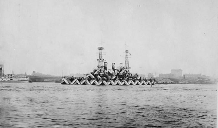 Крейсер американского флота «Небраска»