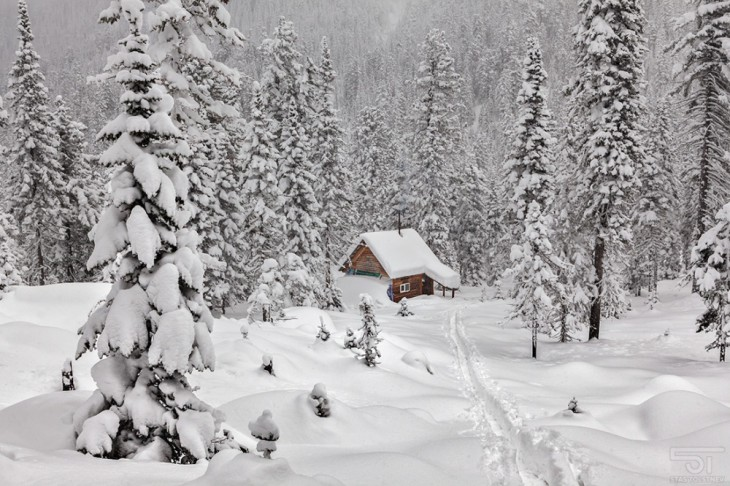 15 шедевральных фотографий русской зимы, которую нельзя не любить