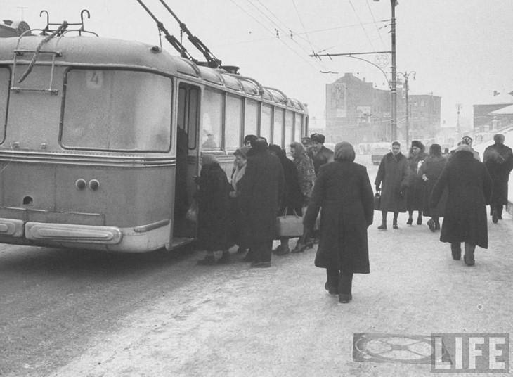 30 замечательных фотографий Москвы 1959 года