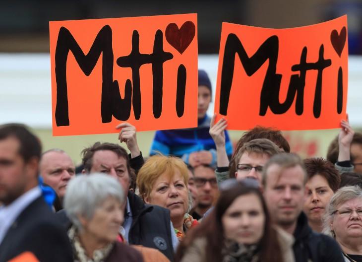 13 интересных фактов об Ангеле Меркель
