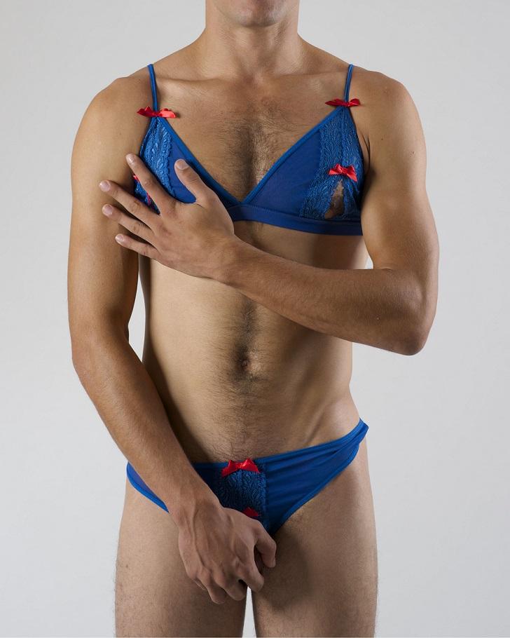 Личные фото парней в жен белье фото 241-688