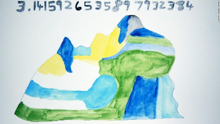 Феномен Дэниеля Таммета, аутиста гения, который поразил весь мир