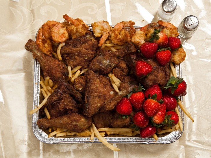 Последний ужин Джона Уэйна Гейси • Oh5.com