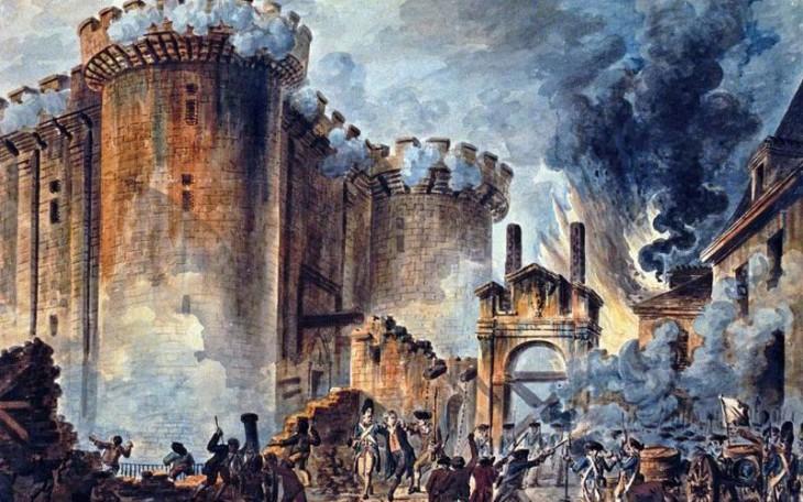 15 фактов о Бастилии, одной из самых страшных тюрем в мире