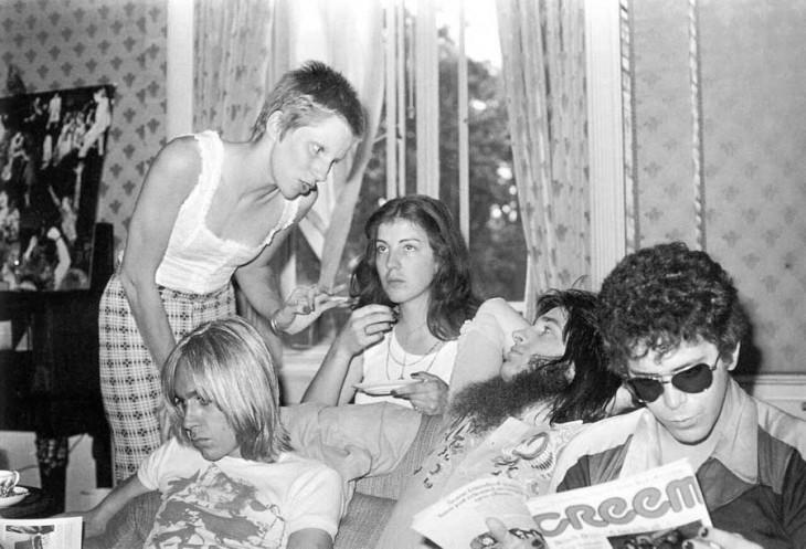 Лондон, 1972 год