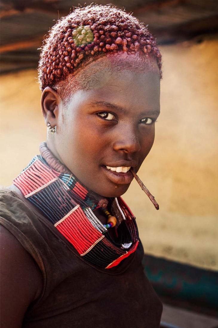 Уникальная красота женщин разных стран в фотопроекте «Атлас красоты»