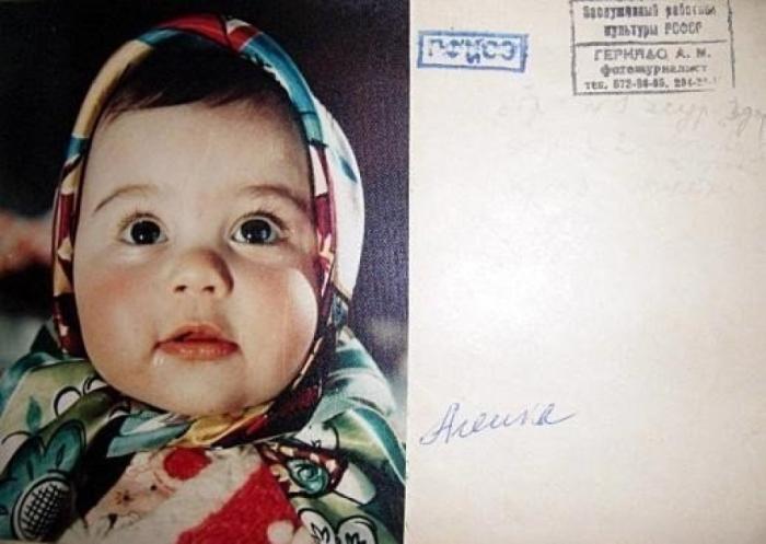 Детская фотография Елены Геринас • Источник фотографий: Kulturologia.ru