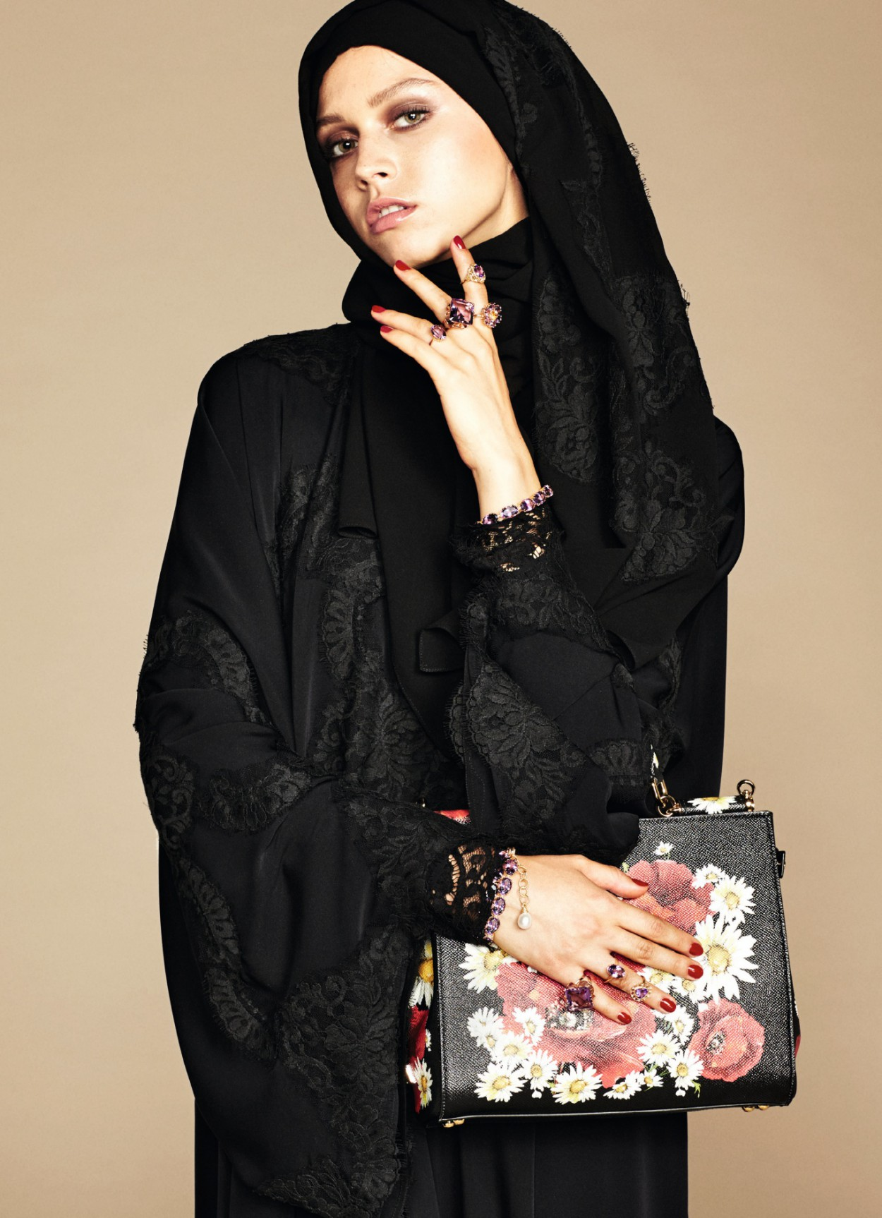 Vogue Arabia Arabian Fashion, Arabian Beauty Trends 63