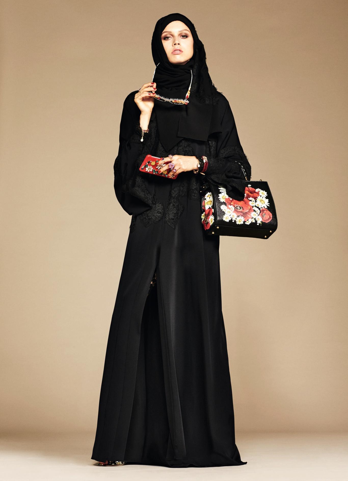 Modern arab women fashion 75