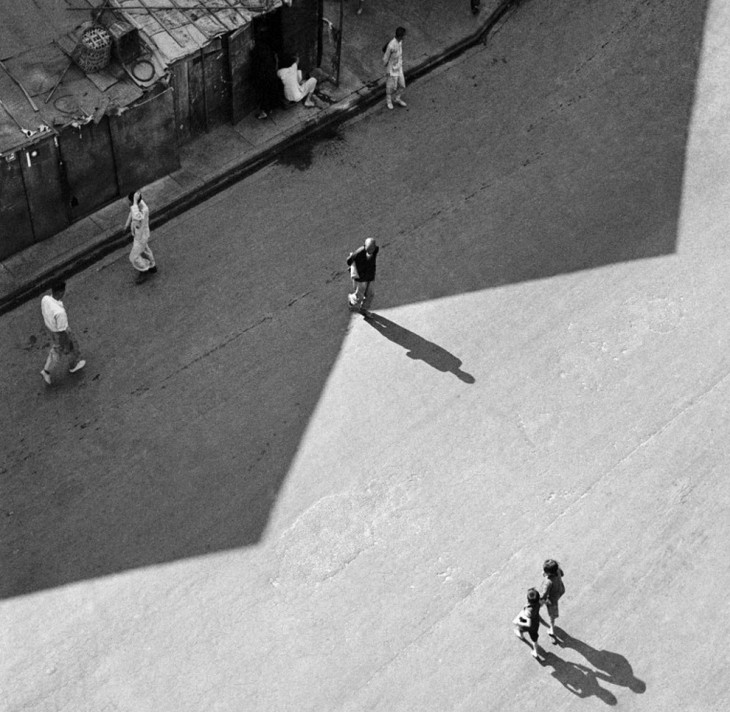 Гонконг 1950 года в потрясающих атмосферных фотографиях
