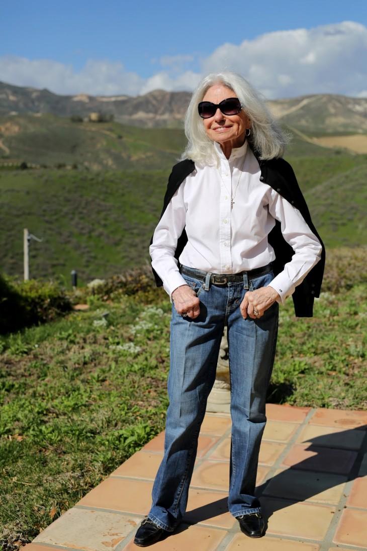 60 фотографий очень стильных пожилых людей со всего мира