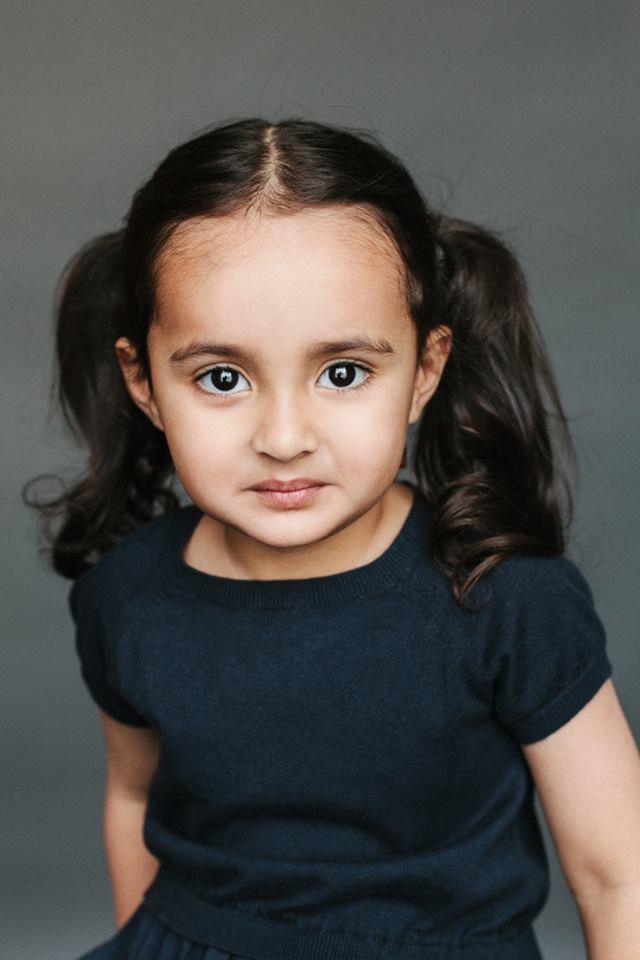 «Красота смешанных кровей»: 16 фотографий детей от родителей разных национальностей