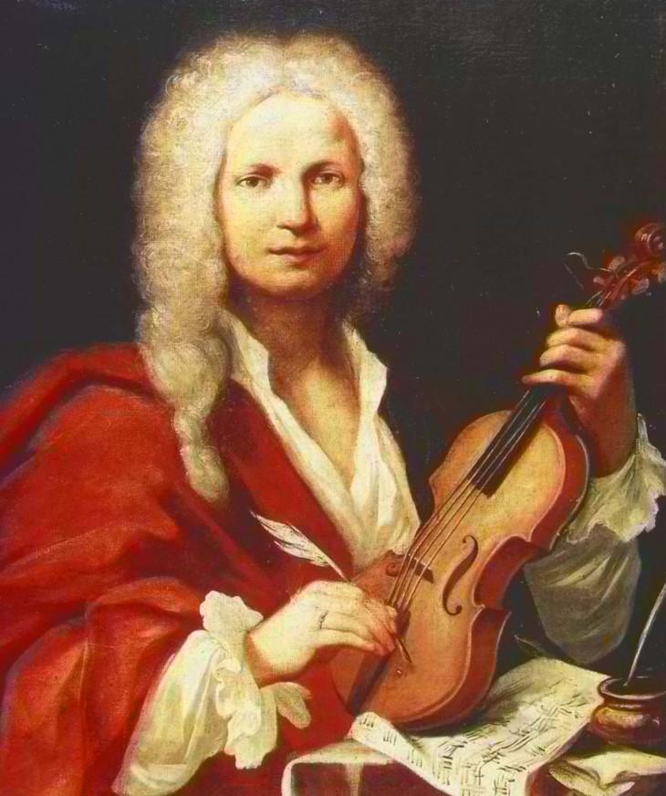 Антонио Вивальди • Wikimedia