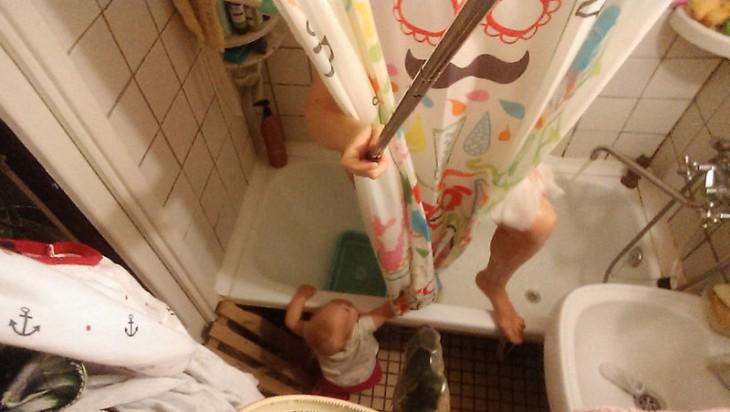 Зашел к маме в ванную фото 608-981