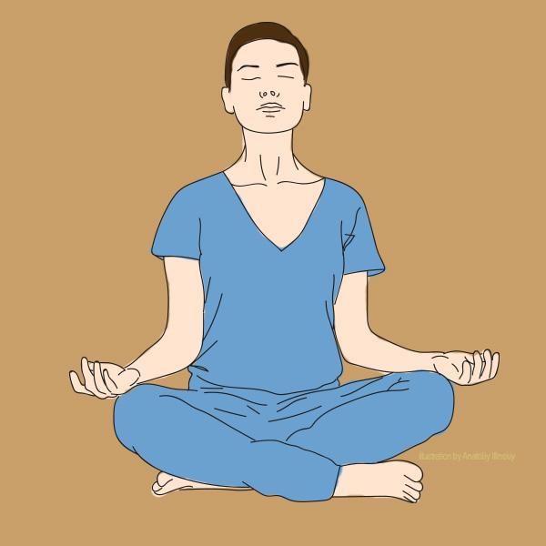 Йога для в домашних условиях в картинках 46