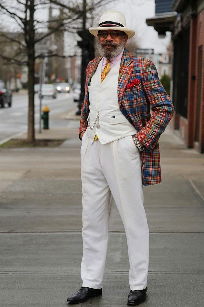 15 пенсионеров модников, доказывающих, что возраст — это просто цифра!