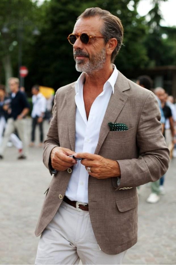 Фото стильных мужчин после 40