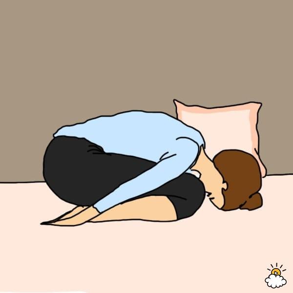 10 легких поз йоги для хорошего сна, дающих потрясающий эффект