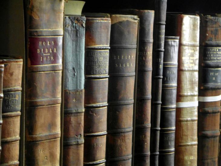Эта 300 летняя библиотека в Дублине поражает своей красотой!
