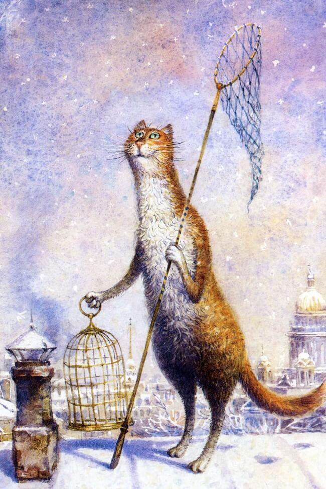 Петербургские коты где купить