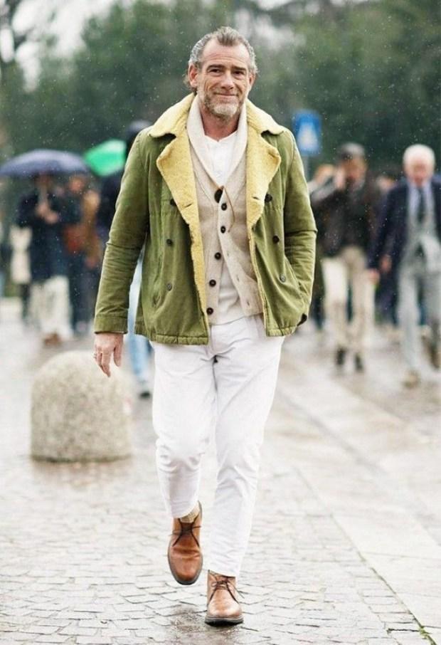20 невероятно стильных возрастных мужчин, которыми мы восхищаемся