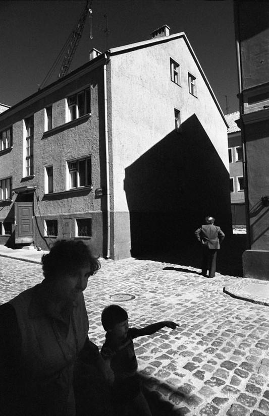 Старые города Литвы. Клайпеда, 1982 год