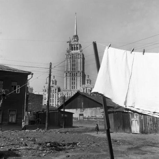 москва 60 е фото:
