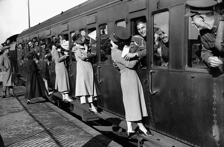 Фото 11 - любовь во время войны 20 фотографий наполненных глубокими чувствами