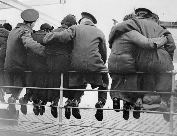 Фото 13 - любовь во время войны 20 фотографий наполненных глубокими чувствами
