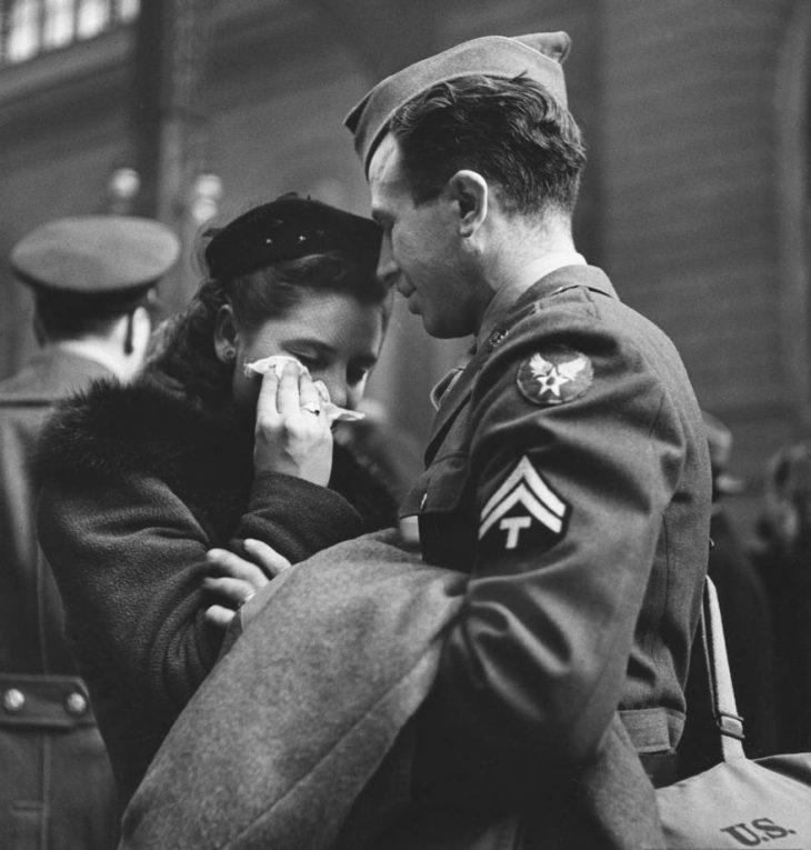 Фото 14 - любовь во время войны 20 фотографий наполненных глубокими чувствами