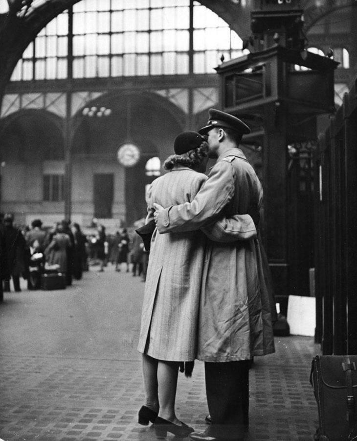 Фото 15 - любовь во время войны 20 фотографий наполненных глубокими чувствами