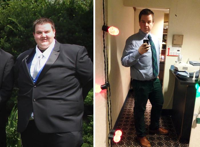 похудел на 192 кг