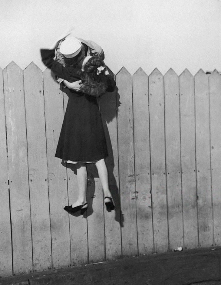 Фото 17 - любовь во время войны 20 фотографий наполненных глубокими чувствами