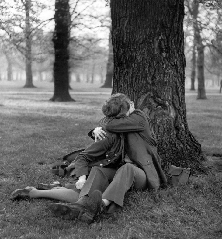 Фото 19 - любовь во время войны 20 фотографий наполненных глубокими чувствами