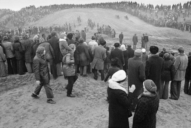 Каунас, 1976 год