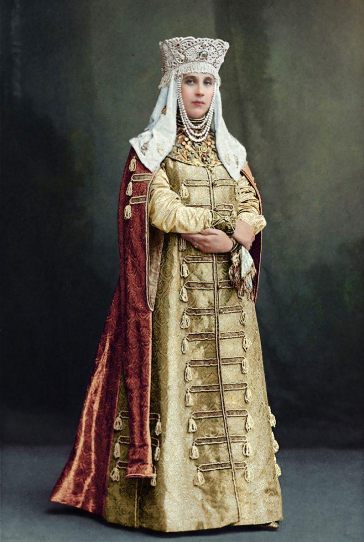 65 потрясающих старых фотографий в цвете о жизни России с 1900 по 1960 е годы