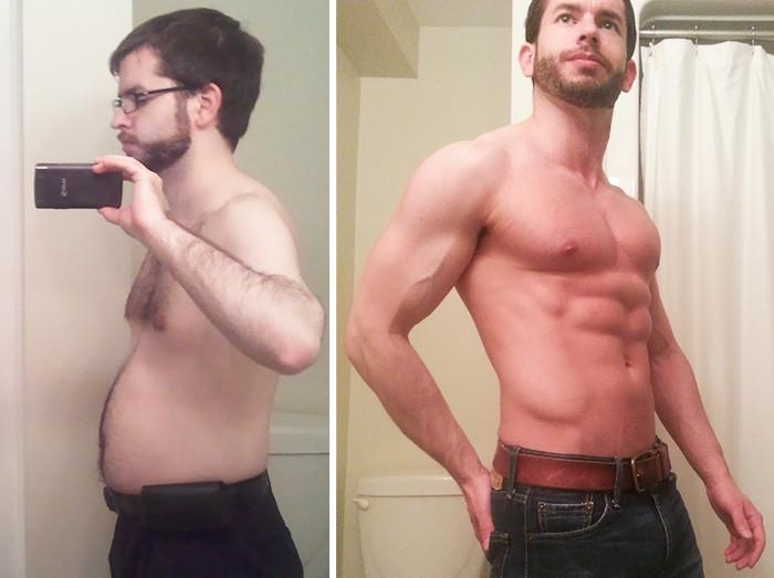похудение с 80 до 50 кг
